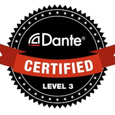 Audio Networks: Audinate Dante