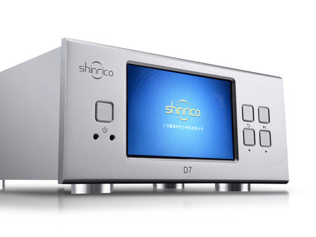 Shinrico D7 Music Player