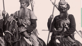 Sikhs and their Muskets