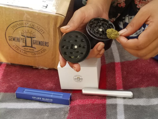 Having A High-Quality Herb Grinder is Important! | with Gemineye Grinders