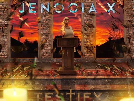"""Jenocia X Drops """"Testify"""" Video"""