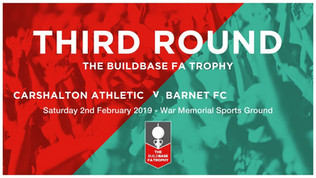 FA Trophy 3rd round draw made