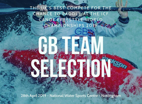 GB Team Selection 2019