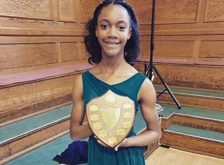 Ava Wins Felicity Jaffe Shield at 2020 Cecchetti Choreographic Competition