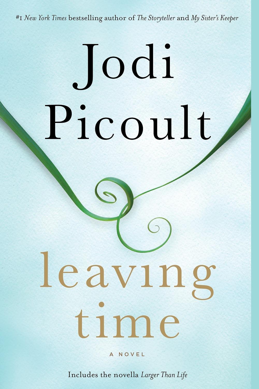 Leaving Time by Jodi Picoult : the book slut book reviews thebookslut