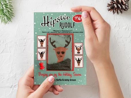 Unique Christmas Card Ideas