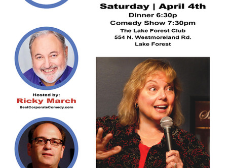 Comedy Night- April 4