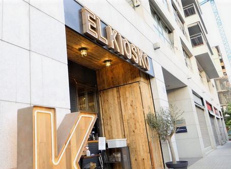 El KIOSKO | Restaurantes en Valencia que enamoran | #valenciaenamora