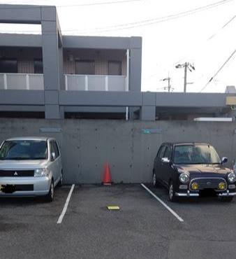 シェアリングエコノミーakippa「あきっぱ」駐車場