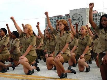 Com mais de 4 milhões de filiadas, Federação de Mulheres Cubanas completa 60 anos