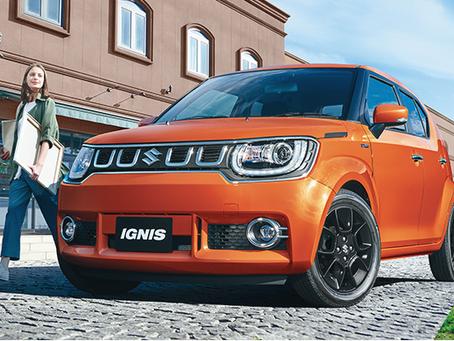 省油、乘坐舒適的超級緊湊SUV- Suzuki  Ignis