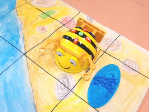 Robotica e disegno alla primaria