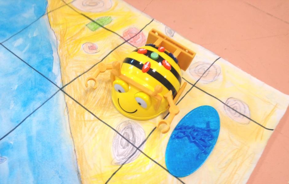 Beebot Robotica e disegno