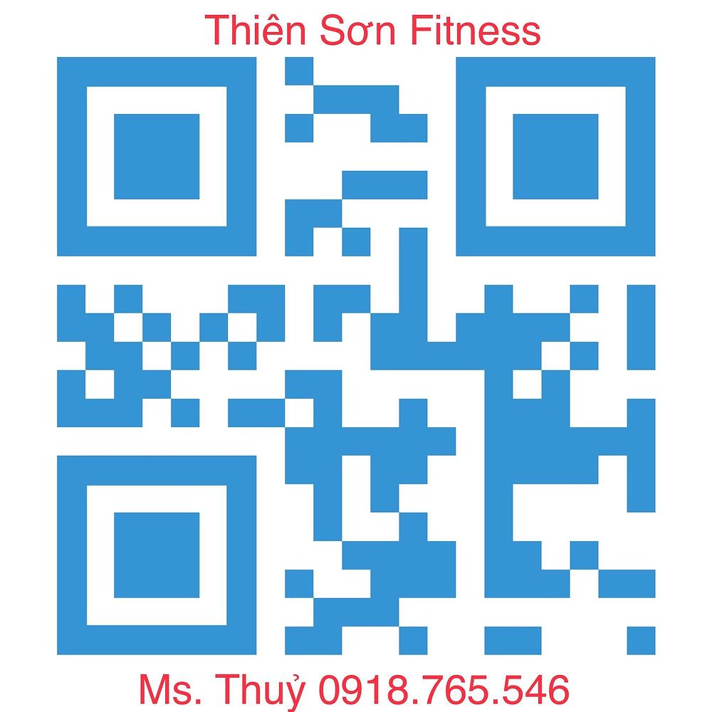 Thiên Sơn Fitness Ms Thuỷ 0918.765.546