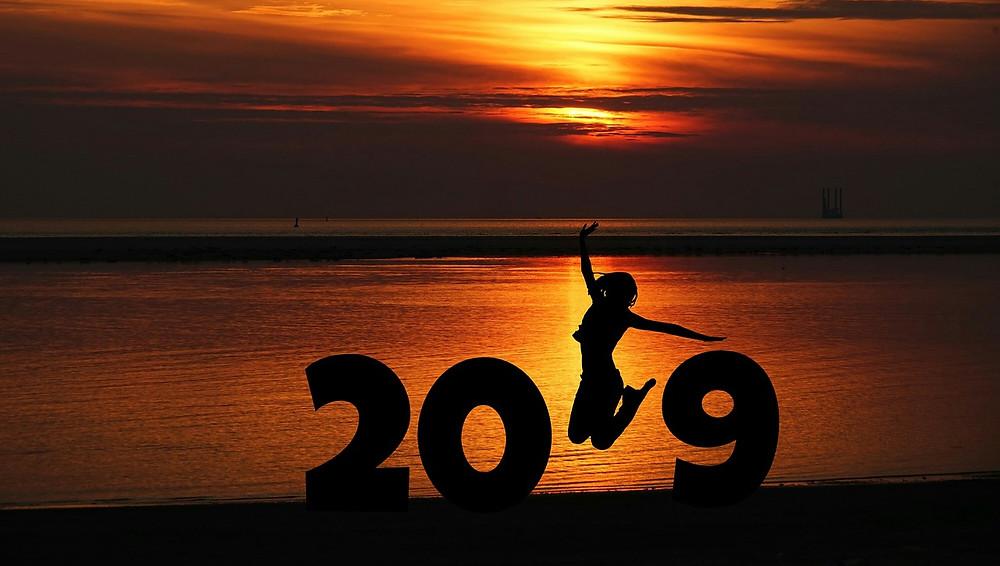 2019, año nuevo, éxito, logros, avance, sé el jefe, hectorrc.com