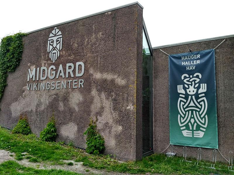 Исторический центр Midgard