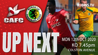 Robins looking to maintain 100% home record