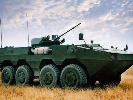 กองทัพบกไทยเตรียมจัดหายานเกราะ VN-1