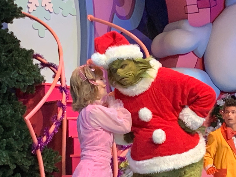 This years Grinchmas Has some new staging Keeps the Christmas spirit alive for children of all ages