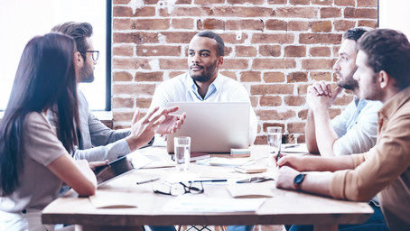 MEETINGS – can't live with them, can't live with them