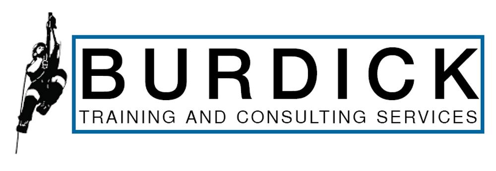 Burdick Fire Training & Consulting Service Logo