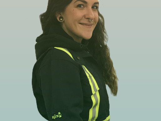 Babcock Get's FIT With Women's Coveralls!