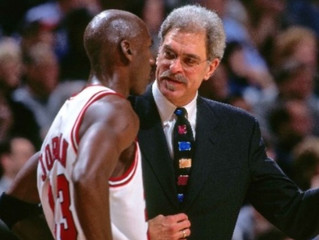 Phil Jackson and The Last Dance –  Why Jackson is a Great Coach