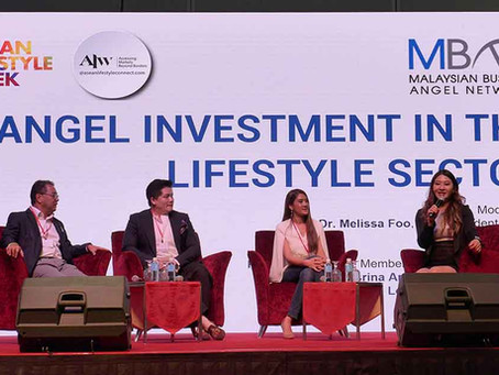 Guardian angels for ASEAN's start-ups