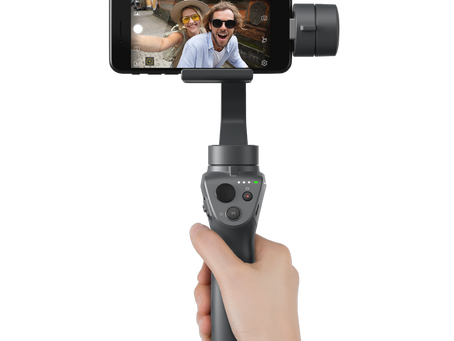 DJI Announces Two New Gimbals