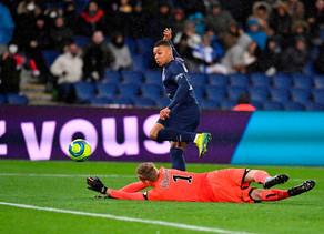 Paris 4-0 DFCO : sans défense