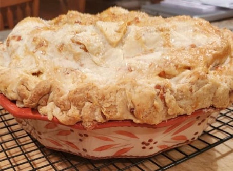 From Yard Apple Tree to Pie
