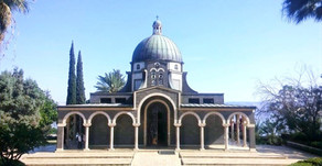 The Holy Christian sights of the Kinneret