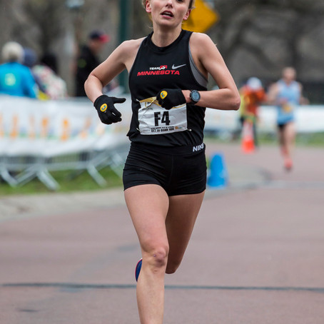 Danny, Dakotah to Compete at USA 25k Champs on May 11;Katy 5th at USA Half Marathon Champs