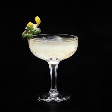 Het smaakbommetje in een glas!