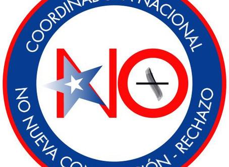 Fuerza Nacional se une a la Coordinadora Nacional por el No a Una Nueva Constitución