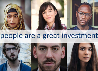 People are a great investment!