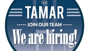 The TAMAR PUB is hiring!