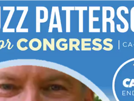 Asked about far-right ties, Patterson's endorsers largely stay silent