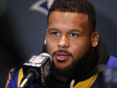Aaron Donald: The NFL's #1 Player