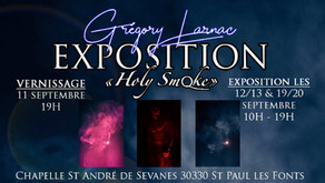 Exposition Holy Smoke