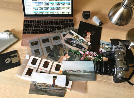 Comment trier, classer, numériser, sauvegarder et ré-organiser ses anciennes photos papiers ?