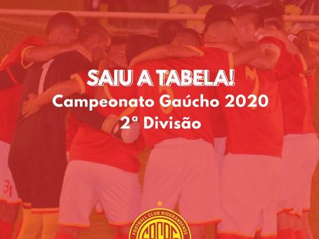 Campeonato Gaúcho 2020 - 2ª Divisão