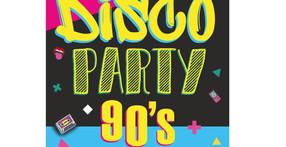 Disco Party 90-х