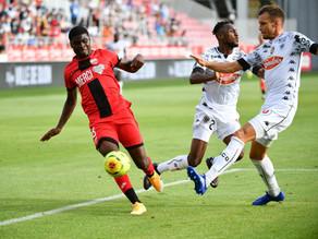 DFCO 0-1 Angers : défaite et fin de série.