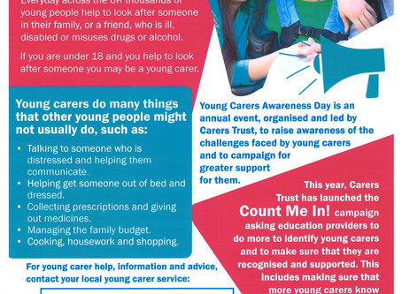 Young Carers Awareness Day
