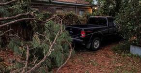 Al menos tres personas murieron y millones se quedaron sin luz tras el paso del huracán Zeta en EEUU