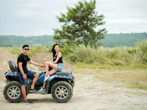 { Dave + Mary } Sandbox Prenup | Pampanga Pre Wedding Photography