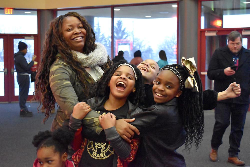 Little Miss Flint #BlackPantherChallenge