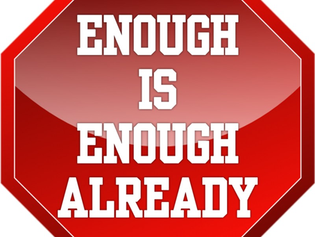 ACTION ALERT: We've Had Enough! Rally at Columbia University