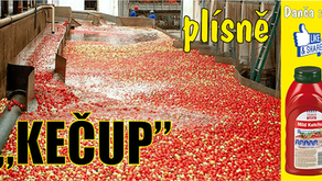 Šokující testy kečupů: Jsou z jablek, cibule a plesnivých rajčat
